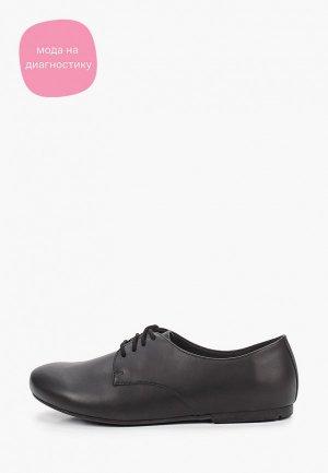 Ботинки Birkenstock Saunders LENA Hydrophobic Black Narrow. Цвет: черный