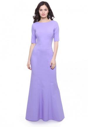 Платье Grey Cat PETUNIA. Цвет: фиолетовый