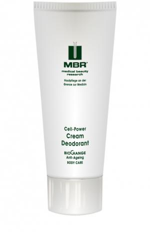 Крем-дезодорант для тела Cell-Power Cream Deodorant Medical Beauty Research. Цвет: бесцветный