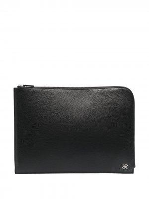Чехол для ноутбука RAPPORT. Цвет: черный