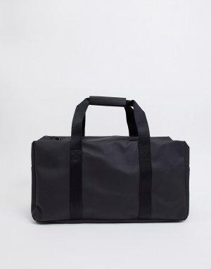 Черная спортивная сумка -Черный Rains