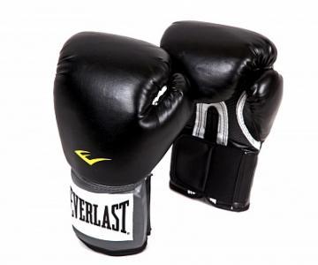 Перчатки тренировочные PU Pro Style Everlast