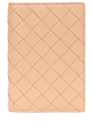 Обложка для документов кожаная BOTTEGA VENETA