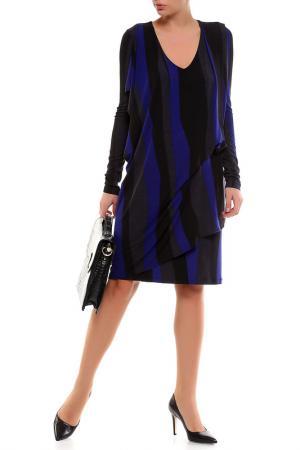 Платье Isabel de Pedro. Цвет: синий