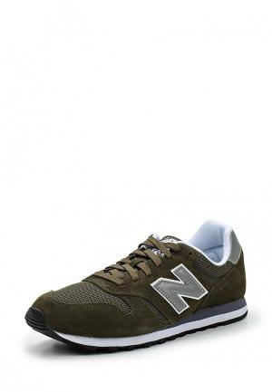 Кроссовки New Balance ML373. Цвет: хаки