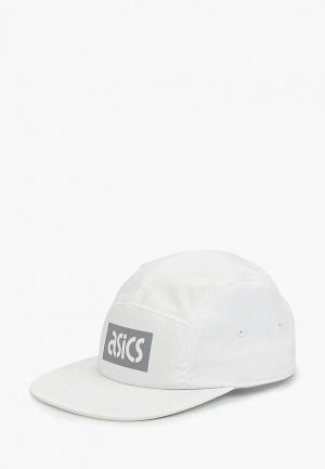 Бейсболка ASICS 5 PANEL HAT. Цвет: белый