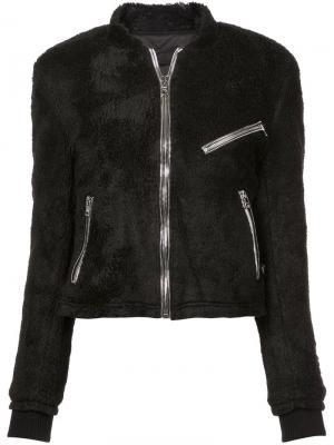 Куртка-бомбер Phoenix Rta. Цвет: черный
