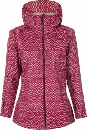 Ветровка женская Finder, размер 46 Mountain Hardwear. Цвет: красный
