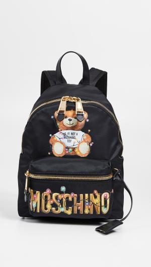 Teddy Backpack Moschino