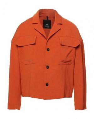 Пиджак TOM REBL. Цвет: оранжевый