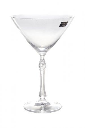 Набор бокалов 280 мл 6 шт. Crystalite Bohemia. Цвет: прозрачный