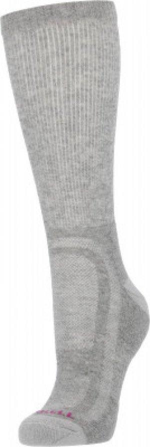 Носки женские , 1 пара, размер 39-42 Merrell. Цвет: серый
