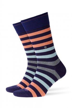 Фиолетовые носки Blackpool Burlington. Цвет: синий