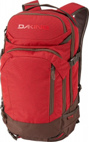 Рюкзак HELI PRO, 20 л Dakine. Цвет: красный