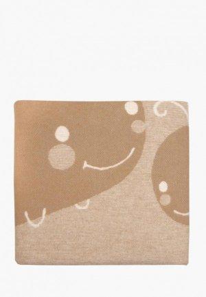 Одеяло детское Arloni. Цвет: бежевый