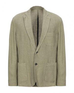 Пиджак 120%. Цвет: светло-зеленый