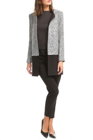 Куртка Figl. Цвет: grey and black