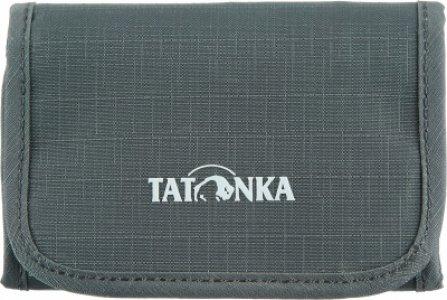 Кошелек FOLDER Tatonka. Цвет: серый