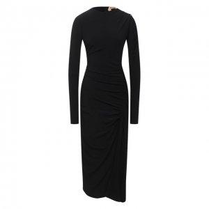 Платье N21. Цвет: чёрный