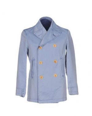 Пиджак CAMPLIN. Цвет: небесно-голубой