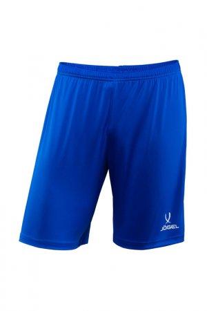 Шорты футбольные CAMP Jogel. Цвет: синий, белый