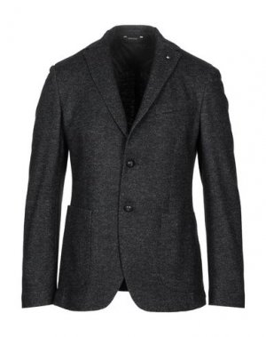 Пиджак JEORDIE'S. Цвет: стальной серый