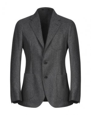 Пиджак ROYAL ROW. Цвет: свинцово-серый