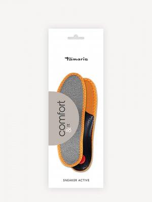 Стельки для кроссовок Tamaris. Цвет: серый