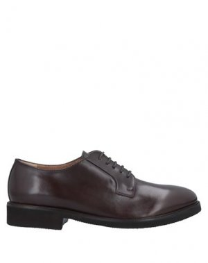 Обувь на шнурках CALPIERRE. Цвет: какао