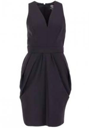 Платье McQ. Цвет: черный