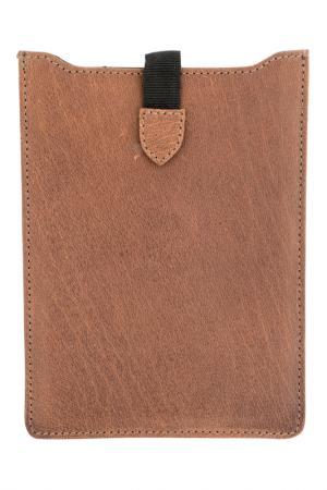 Чехол для планшета WOODLAND LEATHERS. Цвет: коричневый