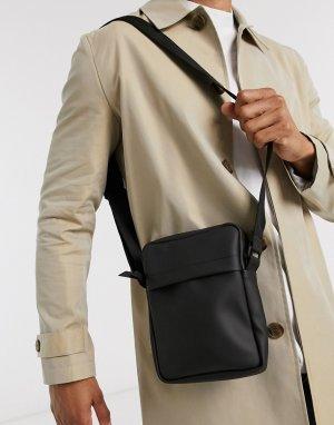 Черная дорожная сумка 1356-Черный Rains