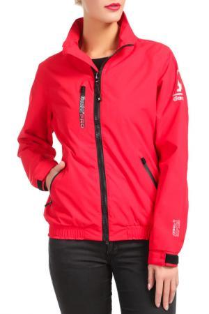 Куртка GAASTRA PRO. Цвет: красный