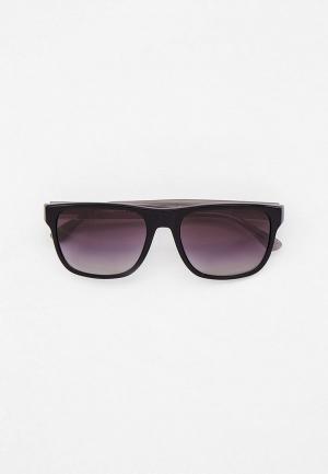 Очки солнцезащитные Emporio Armani EA4163 58758G. Цвет: черный