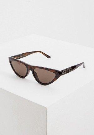 Очки солнцезащитные Jimmy Choo SPARKS/G/S 086. Цвет: коричневый