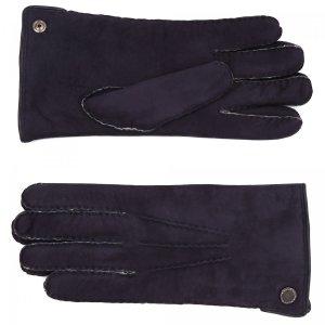 Перчатки Moreschi. Цвет: синий