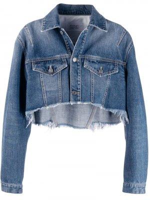 Укороченная джинсовая куртка Givenchy