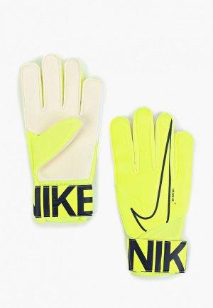 Перчатки вратарские Nike NK GK MATCH-FA19. Цвет: желтый