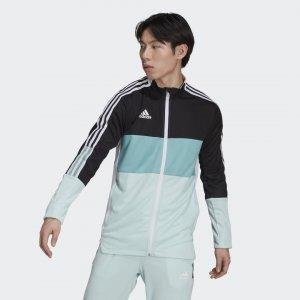Олимпийка Tiro Sportswear adidas. Цвет: разноцветный