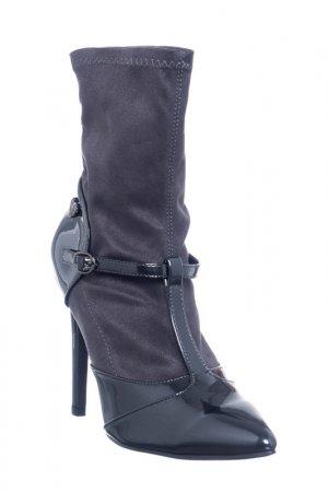 Ankle boots Braccialini. Цвет: grey