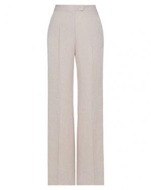Повседневные брюки FULL CIRCLE. Цвет: бежевый