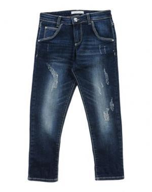 Джинсовые брюки LIU •JO. Цвет: синий