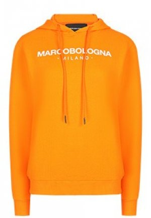 Свитшот MARCO BOLOGNA. Цвет: оранжевый