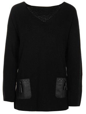 Пуловер шерстяной LES COPAINS