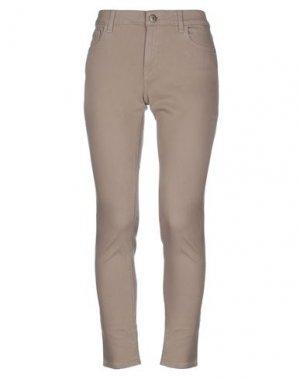 Повседневные брюки DL1961. Цвет: песочный