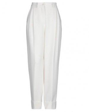 Повседневные брюки COMPAGNIA ITALIANA. Цвет: светло-серый