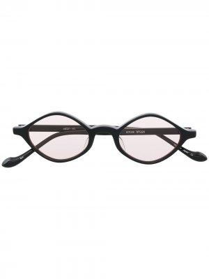 Солнцезащитные очки M1026 Matsuda. Цвет: черный