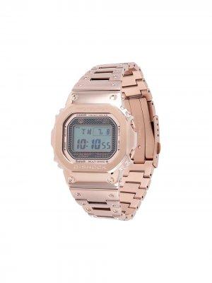 Электронные наручные часы 49.3 мм G-Shock. Цвет: золотистый