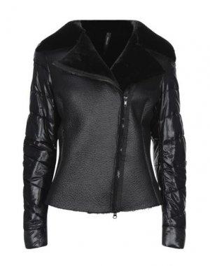 Куртка PIANURASTUDIO. Цвет: черный