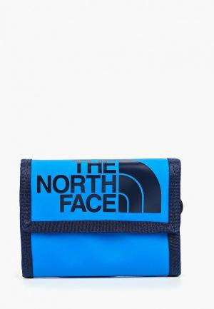 Кошелек The North Face BASE CAMP WALLET. Цвет: синий